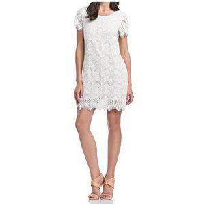 VERO MODA White Lace Dress